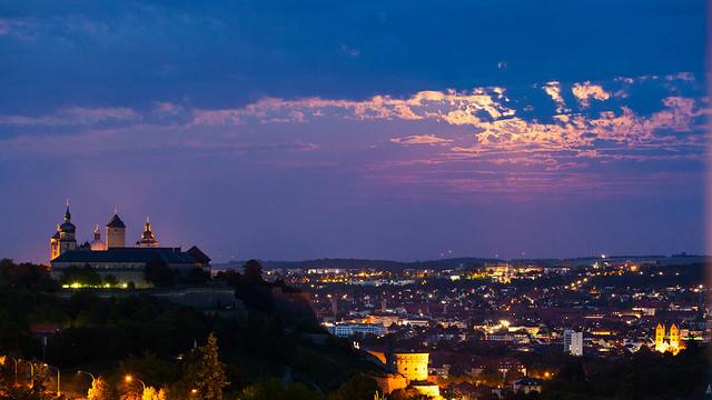 Würzburg, Franconia, Bavaria, Germany