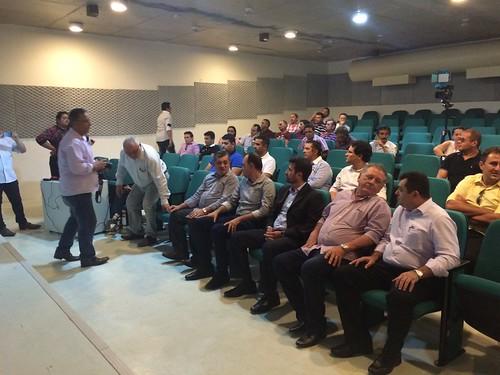 1º Encontro Regional: Funasa e os municípios cearenses