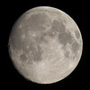 Waxing Gibbous, 96% of the Orange Moon is Illuminated IMG_3462 by Ted_Roger_Karson