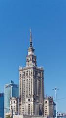 City trip In Warsaw (Poland) - August 2015