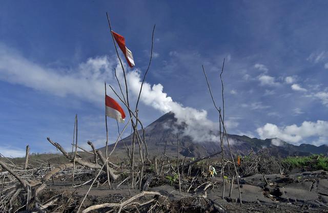 #3 Winner - Merah Putih Challenge - Wikan - Merah Putih di Merapi
