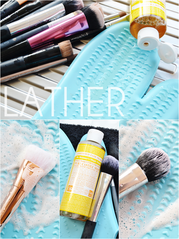 How-to-wash-makeup-brushes-fast
