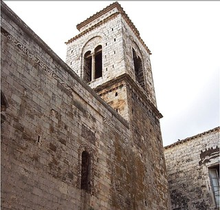 COnversano- monastero di san benedetto