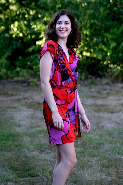 silk tieback dress 6
