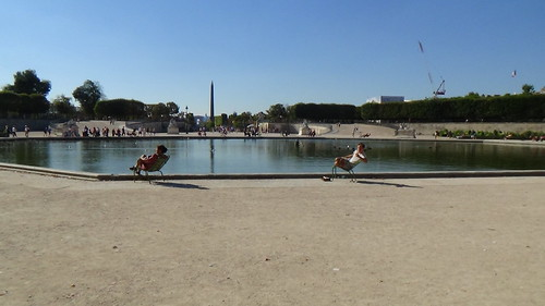 Paris Jardin des Tuileries Aug 15 8