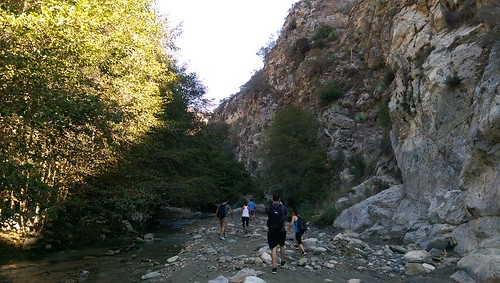 Hike to the Bridge To Nowhere