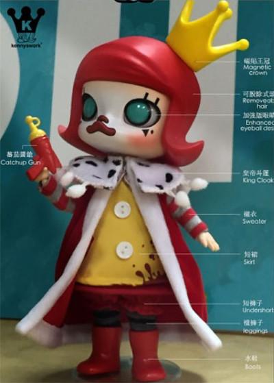 2015 台北國際玩具創作大展 參展單位介紹:KENNYSWORK