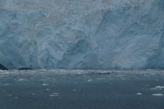 171 Aialik glacier in de regen