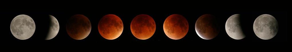 Eclipse Panorama - 27 sept 2015