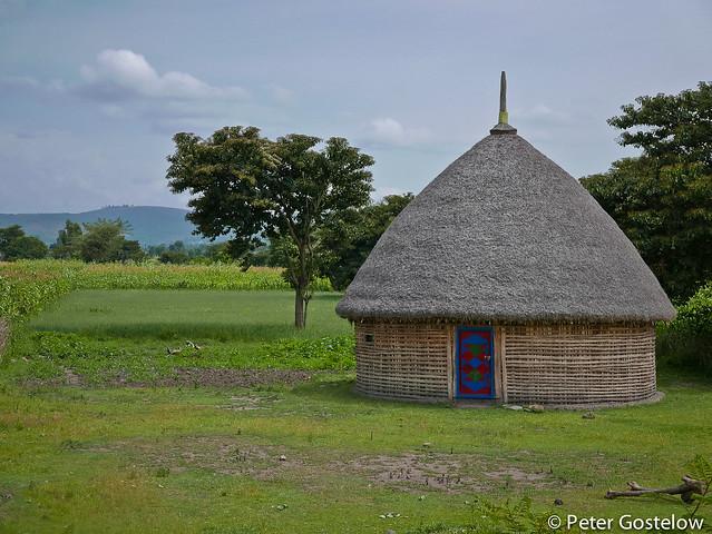 Ethiopian home