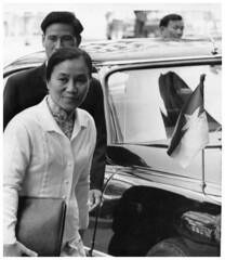 Madam Binh, Vietnamese revolutionary: 1971
