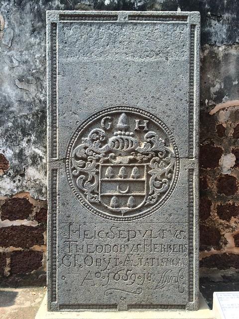 Nice Tombstone