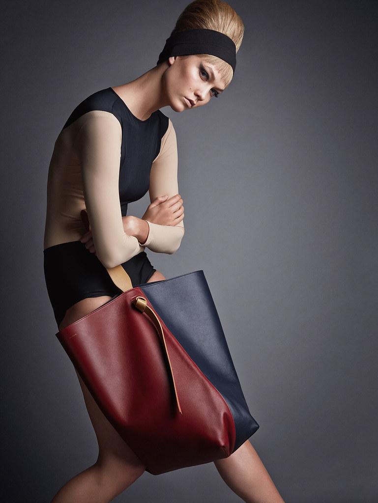 Карли Клосс — Фотосессия для «Vogue» UK 2015 – 10