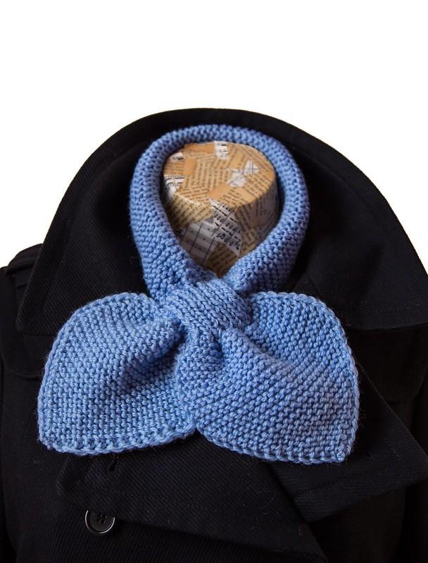 Keyhole scarf Amigurumi Project