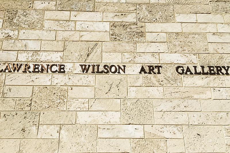 Lawrence Wilson Art Gallery 2