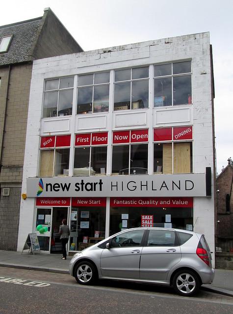 Inverness Art Deco Style