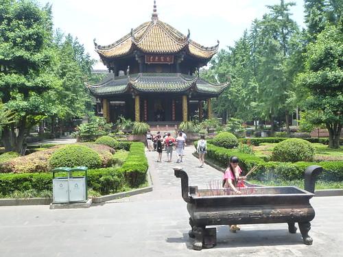 CH-Chengdu-Temple Taoiste (5)