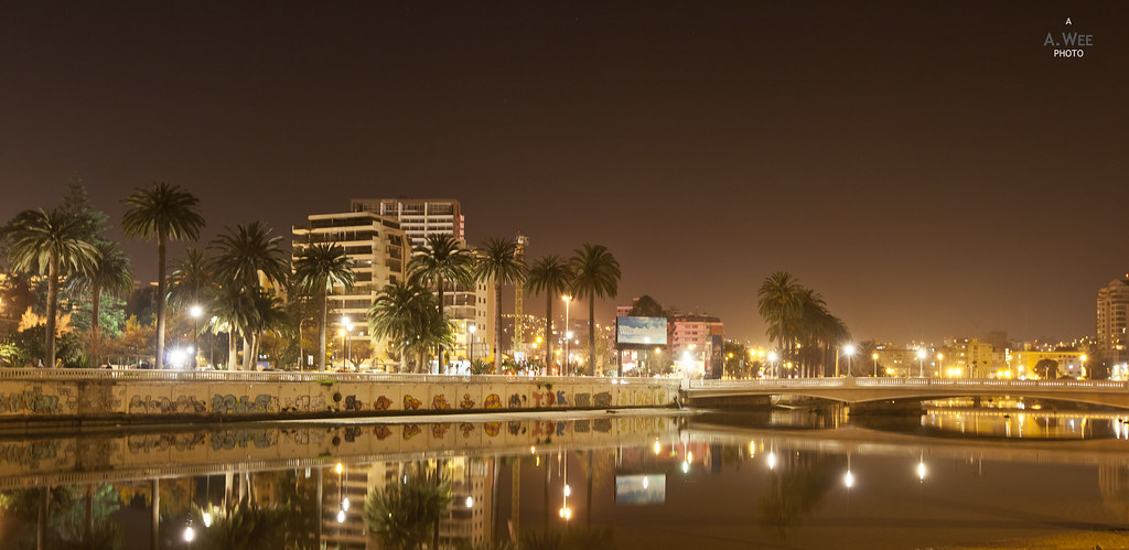 Casino Promenade at Night
