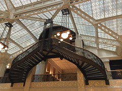 The Light Court at the Rookery Building