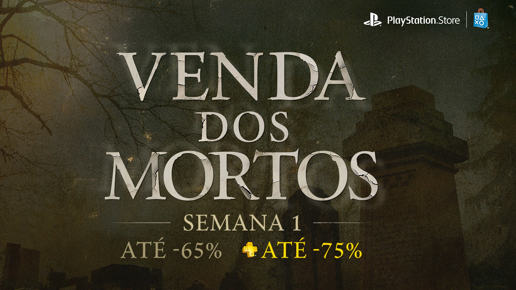 PlayStation Store: Venda dos Mortos