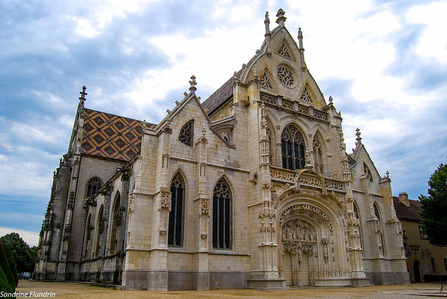 Bourg-en-Bresse - Eglise de Brou