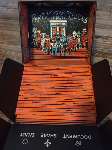 Loot Crate - October 2015