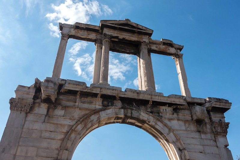 Visiting the Acropolis, 14 September 2015 146-1