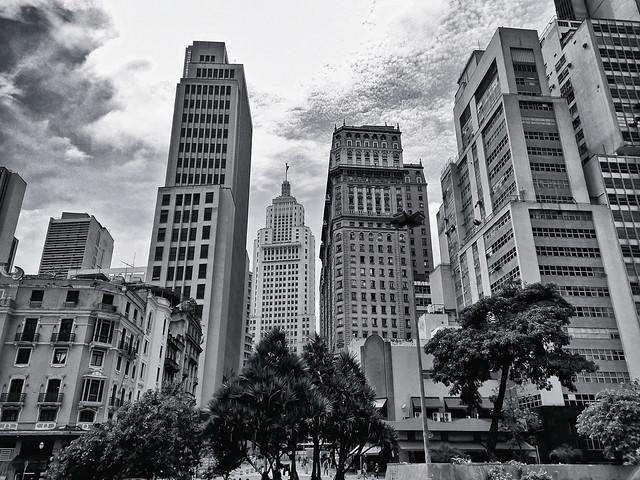 Av. Sao Joao [BW]