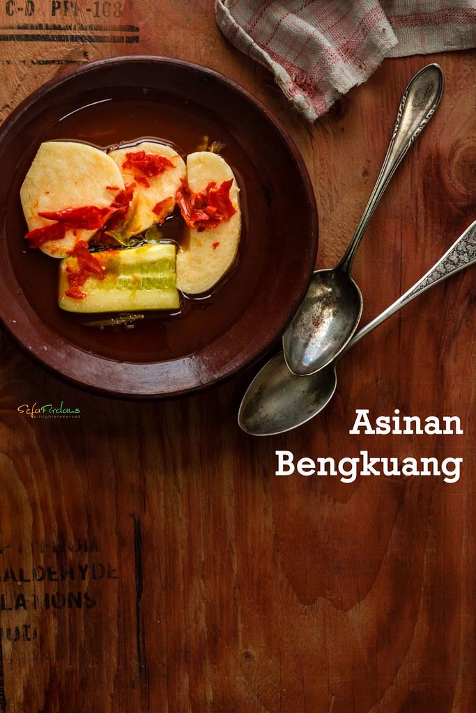 Asinan-Bengkuang