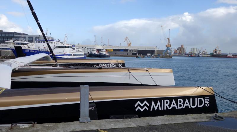 Brest, port des records