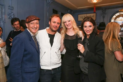 8.Stephen Jones, Nicholas Kirkwood, Camilla Morton and Sara Berman