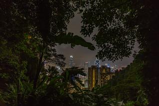 """A """"peak"""" on Hong Kong"""