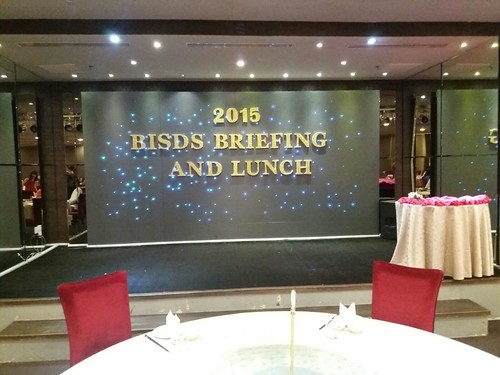 2015 BISDS Staff Briefing and Lunch