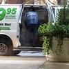 USPS uses U-haul vans?