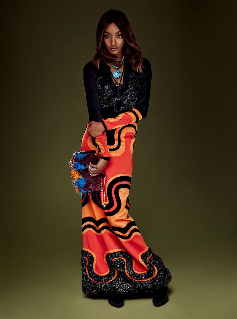 Джордан Данн — Фотосессия для «Vogue» JP 2015 – 1