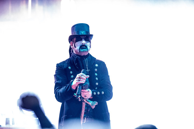 King Diamond + Exodus @ The Orpheum