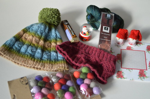 Knits 2015 - from my upstream elf