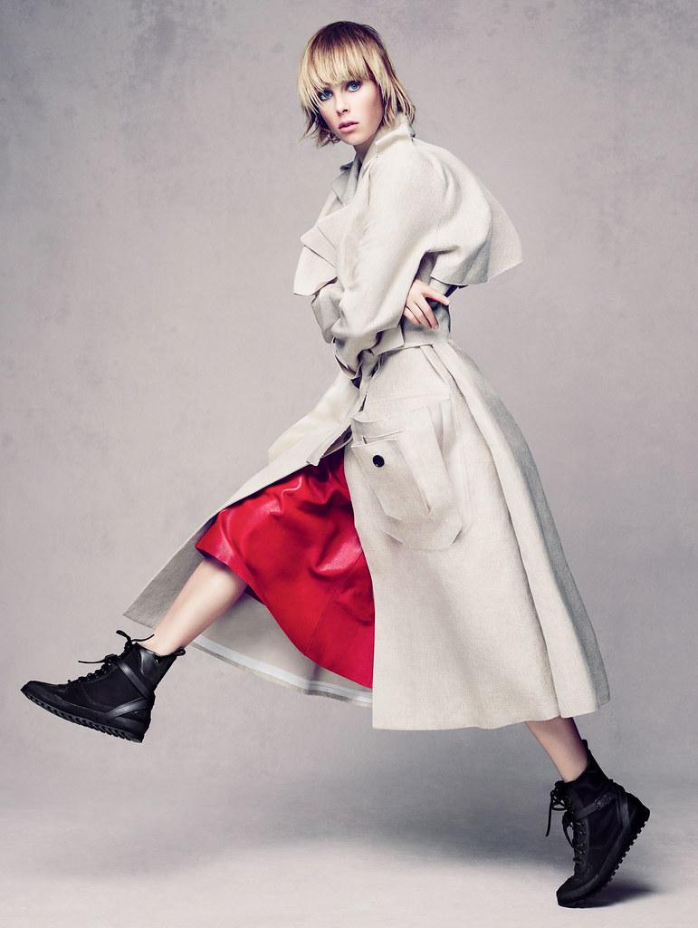 Эди Кэмпбелл — Фотосессия для «Vogue» CH 2015 – 5
