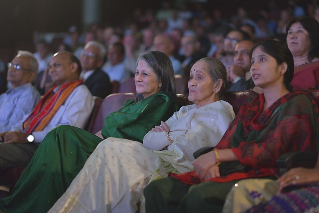 Mrs Meena Barthakur & Mrs. Radhika Barthakur at the Awards Ceremony