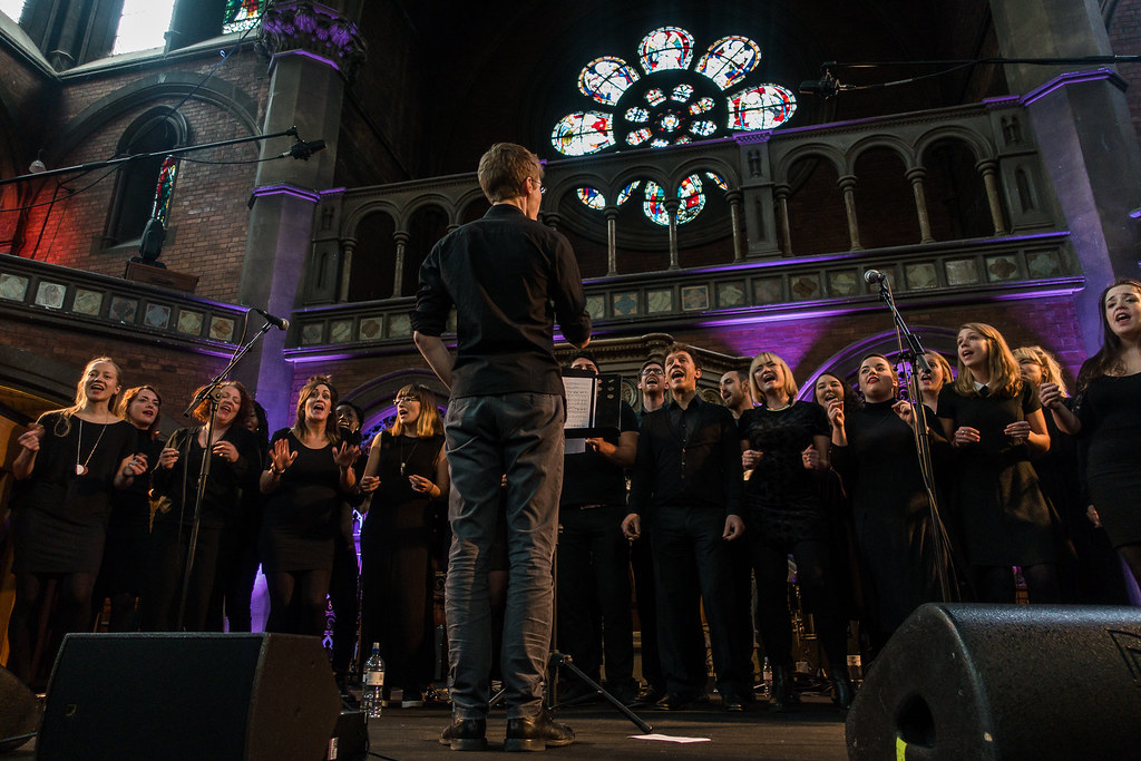 Daylight Music 14th November - Camden Voices