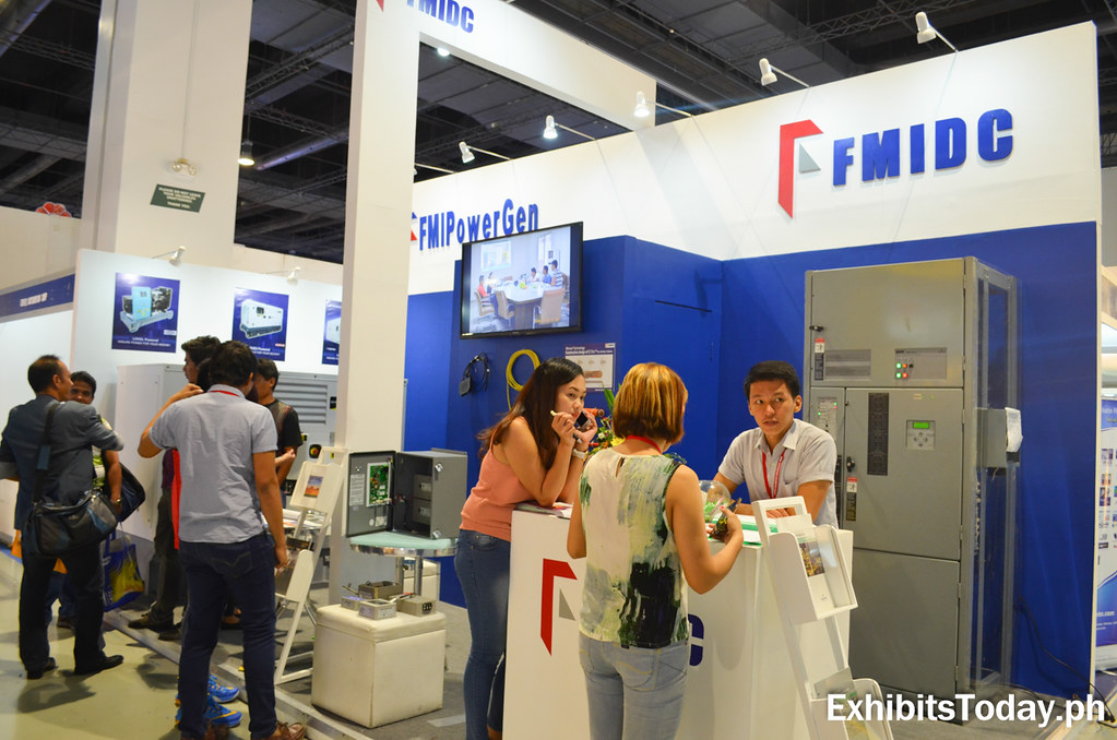 FMIDC Exhibit Booth