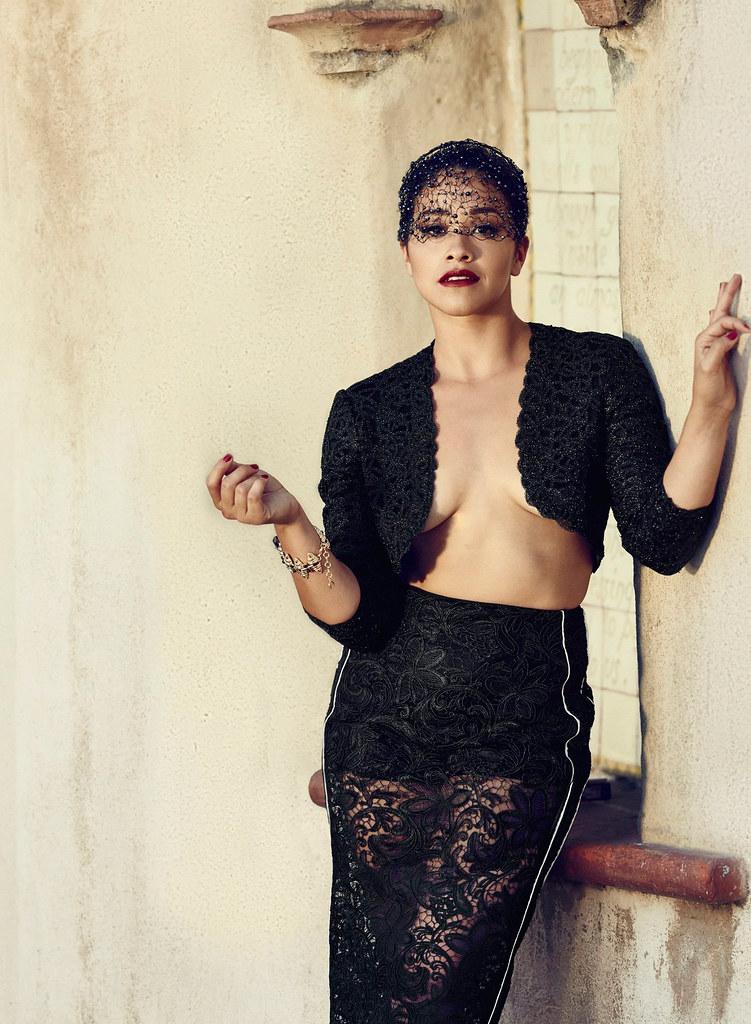 Джина Родригез — Фотосессия для «Cosmo For Latinas» 2015 – 5