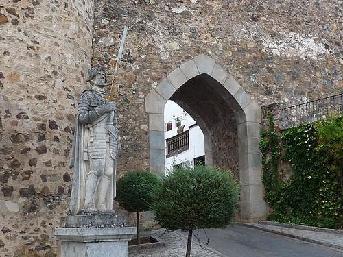 Jerez de los Caballeros: Bílé město templářů a conquistadorů