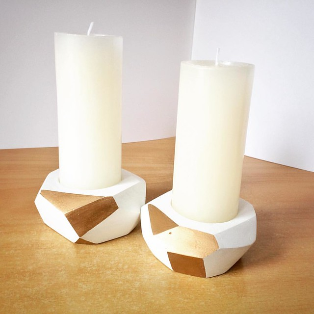 Finally finished. I'll be very happy to wrap these up and send them on their way. I think I still like them but it's marred somewhat by the ridiculous amount of work I made for myself by experimenting when I should have kept it simple. #candles #candlehol