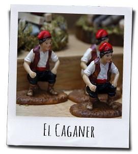 Het kakkende Catalaanse mannetje staat symbool voor gezondheid, welvaart en veel geluk tijdens het jaarlijkse kerstfeest