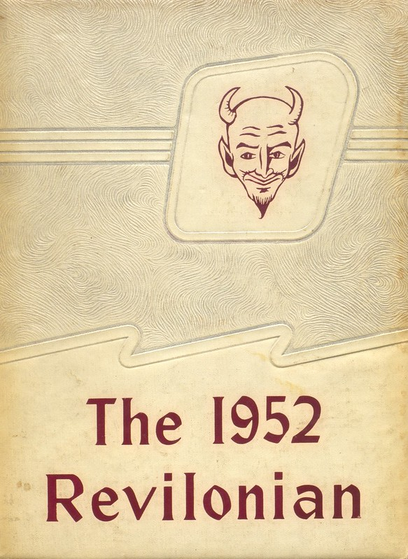1952 Russell High School Yearbook