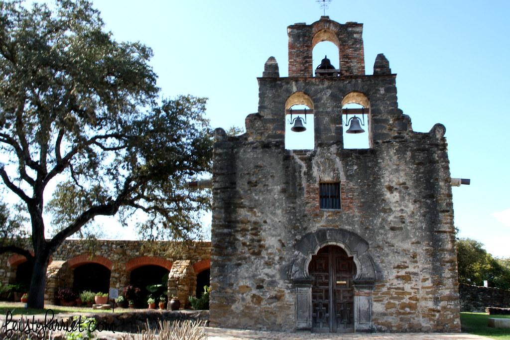San Antonio - Mission Espada