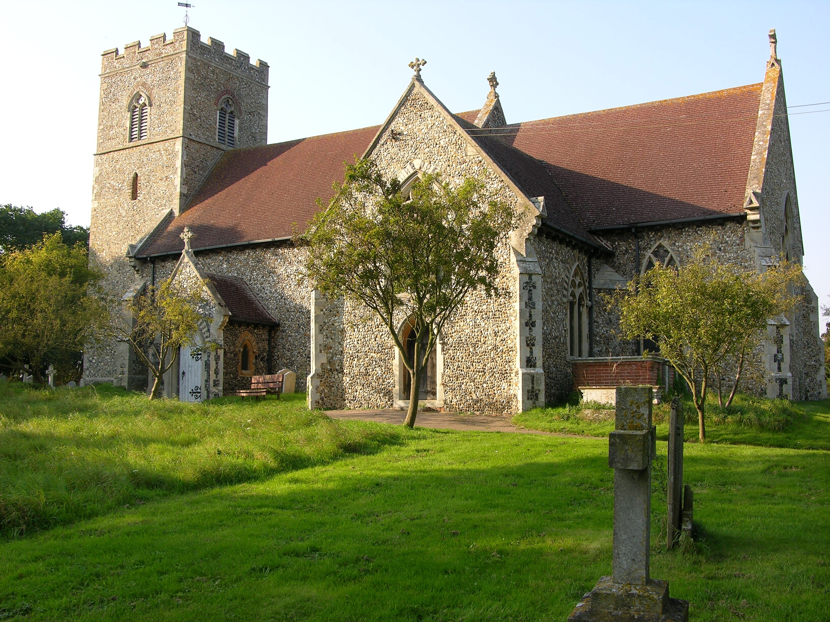 BAYLHAM, St Peter, Suffolk