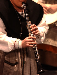 Instrumentos de muyeres - Clarinete