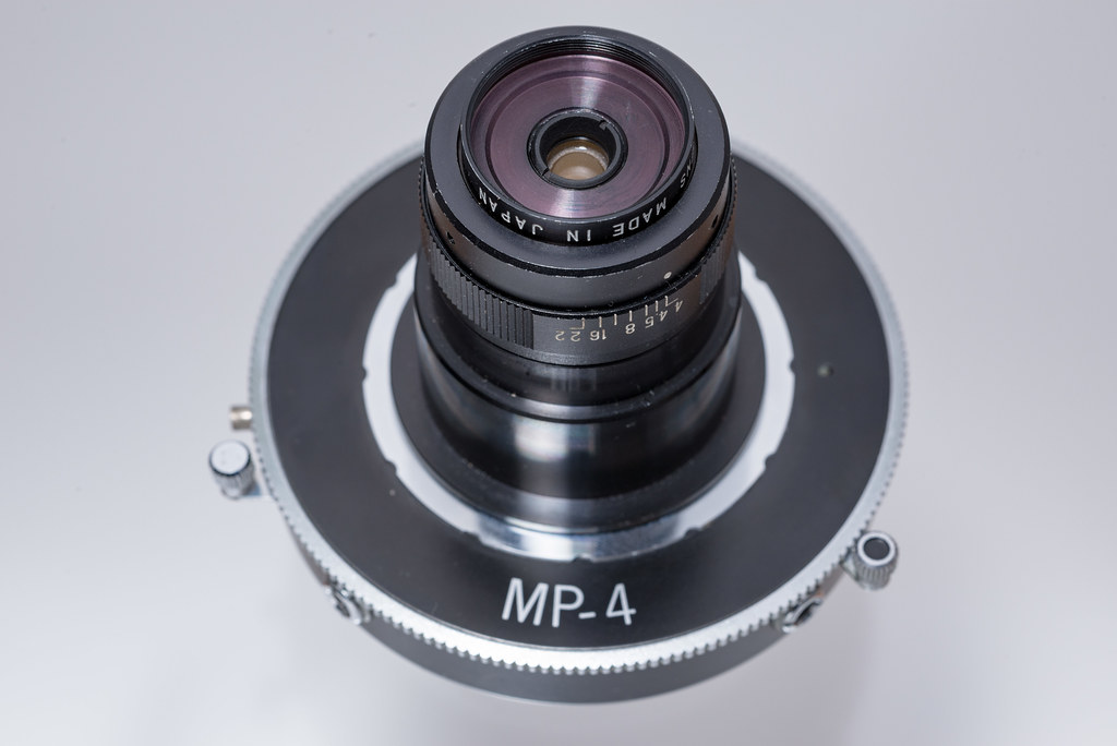 POLAROID LAND CAMERA 『MP-4』 MACRO TOMINON